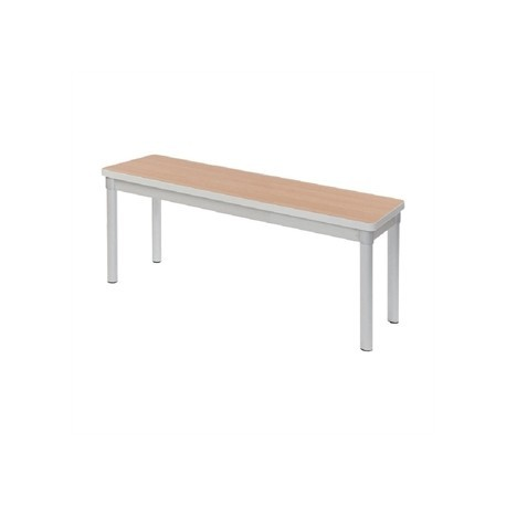 Gopak Enviro Indoor Beech Effect Dining Bench 1000mm