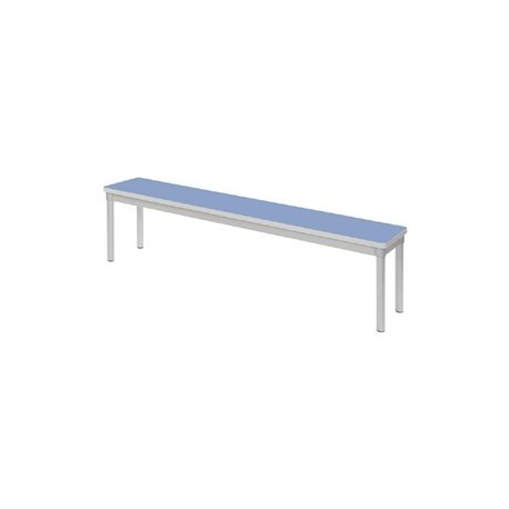 Gopak Enviro Indoor Campanula Blue Dining Bench 1600mm