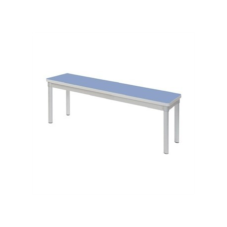 Gopak Enviro Indoor Campanula Blue Dining Bench 1200mm
