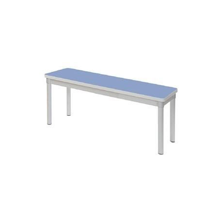 Gopak Enviro Indoor Campanula Blue Dining Bench 1000mm
