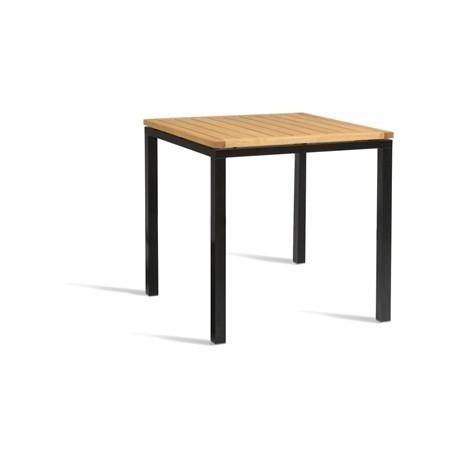 Bolero Wooden Square Table 750mm