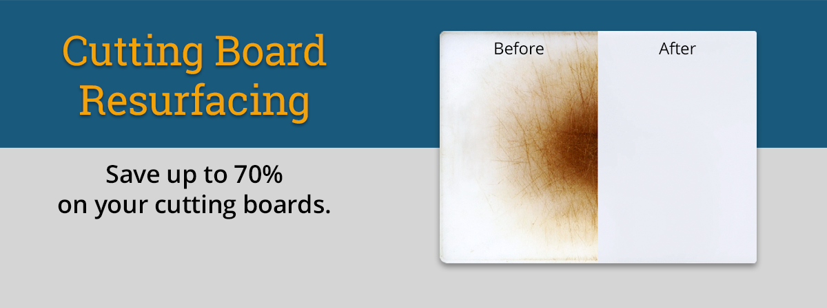 Order Cutting Board Resurfacing