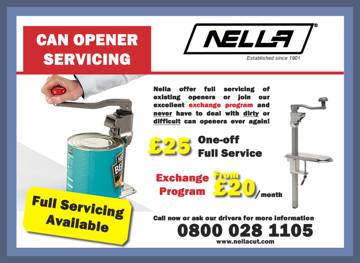 Can Opener Service