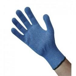 Blue Cut Resistant Glove Size M