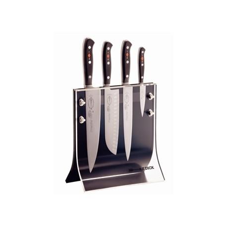 Dick Magnetic Knife Block 4 Slots