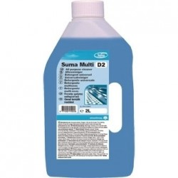 Suma Multi D2 All Purpose Cleaner 2 Pack