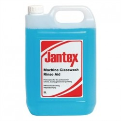 Jantex Glass Wash Rinse Aid