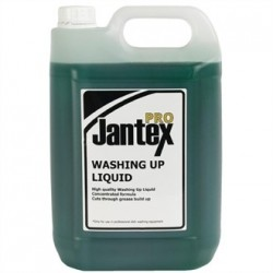 Jantex Pro Washing Up Liquid 5Ltr