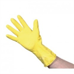 Jantex Household Glove Yellow Medium