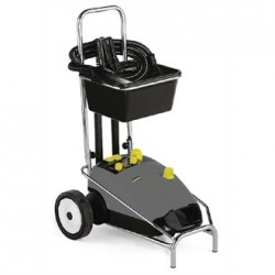 Karcher Steam Cleaner (SG 4/4) and Trolley