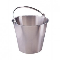 Jantex Stainless Steel Bucket 12Ltr