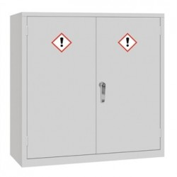 COSHH Double Door Chemicals Cabinet 30Ltr