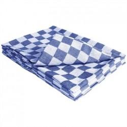 Vogue Chef Tea Towel Blue