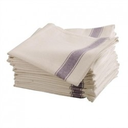 Vogue Heavy Blue Tea Towel