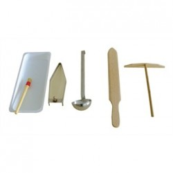 Crepe Making Accessory Kit