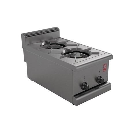 Falcon 350 Series Countertop Natural Gas Boiling Top G350/4