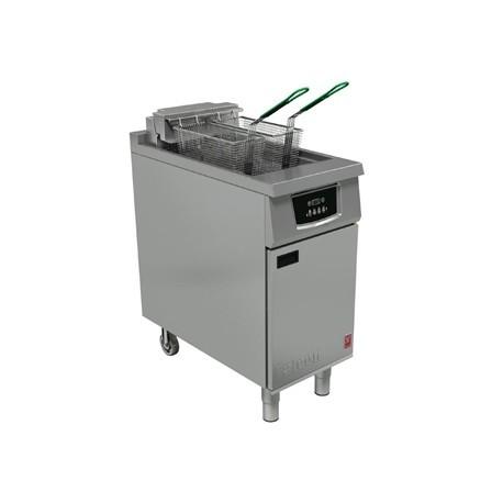Falcon 400 Twin Basket Programmable Fryer E402