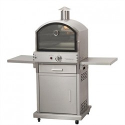 Lifestyle Milano Gas Pizza BBQ Oven LFS690