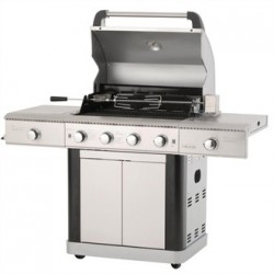 Lifestyle St Lucia Gas BBQ LFS685