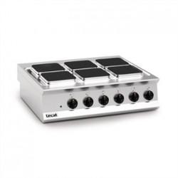 Lincat Opus 800 Electric 6 Plate Boiling Top OE8011