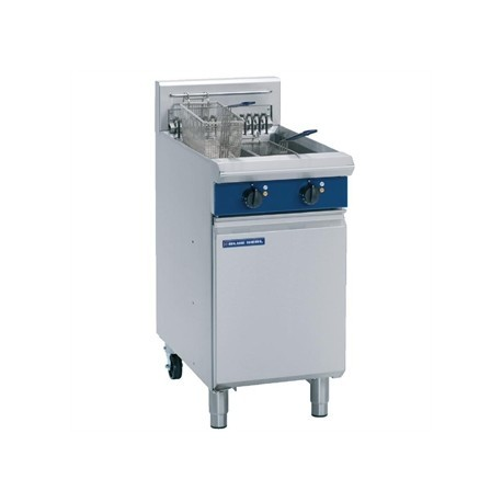Blue Seal Free Standing Electric Twin Fryer E44