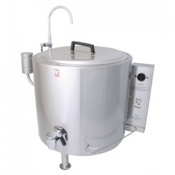Falcon Dominator Round-Cased Boiling Pan E2078-45