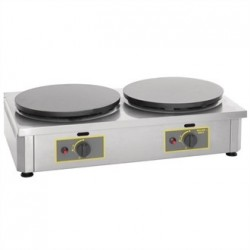 Roller Grill Double LPG Gas Crepe Maker CDG400
