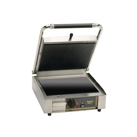 Roller Grill Ceramic Plate Contact Grill Panini VC