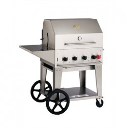Crown Verity Gas Barbecue 4 Burners CVMCB30