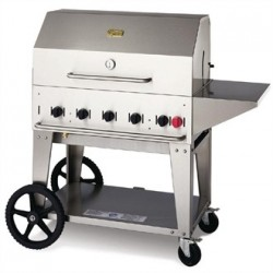 Crown Verity Gas Barbecue 5 Burners CVMCB36