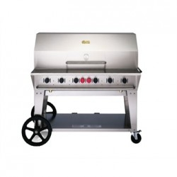 Crown Verity Gas Barbecue 6 Burners CVMCB48