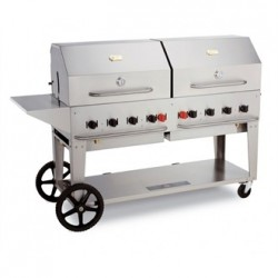 Crown Verity Gas Barbecue 8 Burners CVMCB60