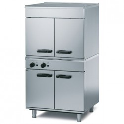 Lincat General Purpose Oven Two Tier Natural Gas 900mm