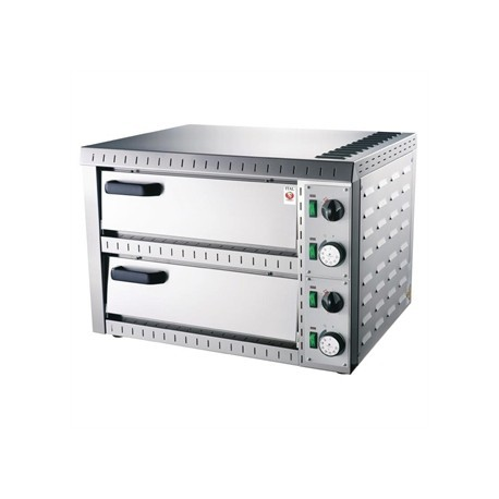 Ital Stromboli Two Tier Pizza Oven