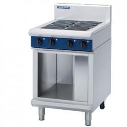 Blue Seal Evolution Cabinet Cooktop 4 Element Electric 600mm E514D-CB