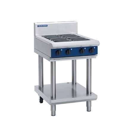 Blue Seal Evolution Leg Stand Cooktop 4 Element Electric 600mm E514D-LS