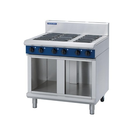 Blue Seal Evolution Cabinet Cooktop 6 Element Electric 900mm E516D-CB