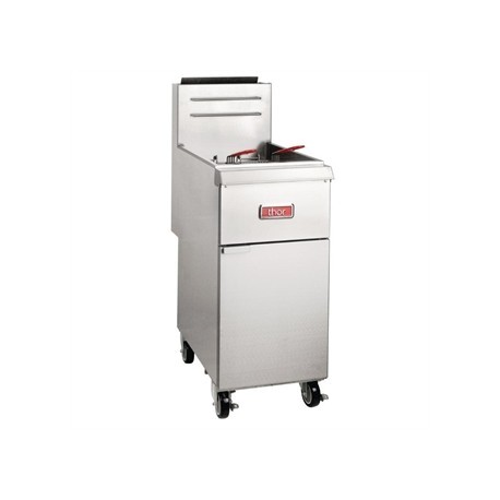 Thor Freestanding Natural Gas Fryer 20Ltr