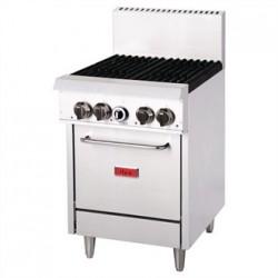 Thor 4 Burner Natural Gas Oven Range