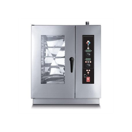 Falcon 10 Grid Combi Oven Manual 3 Phase Electric