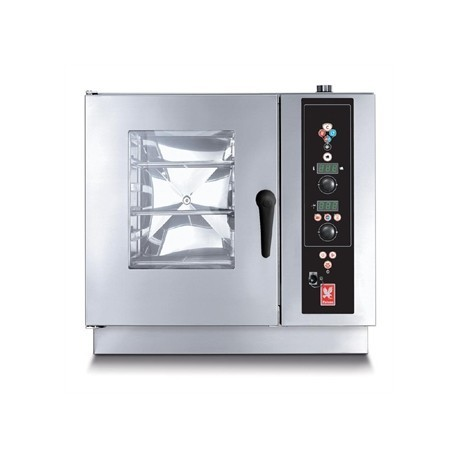 Falcon 7 Grid Combination Oven Manual Gas