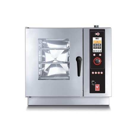 Falcon 7 Grid Combination Oven Electronic Gas