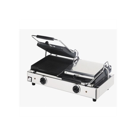 Parry Fiamma Twin Panini Grill PPGT3