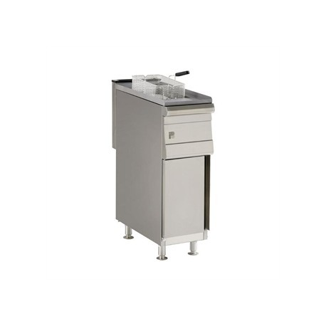 Parry Single Natural Gas Pedestal Fryer PGF