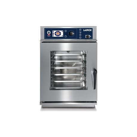 Lainox Compact 6 x 2/3GN Auto Interactive Cooking Injection Oven 1 Phase CEV026X