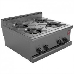 Falcon 350 Series 4 Burner Gas Boiling Top Natural Gas G350/5