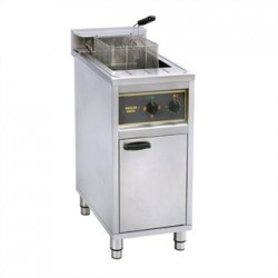 Roller Grill Single Fryer RFE16C
