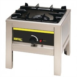 Buffalo Big Flame Propane Gas Hob