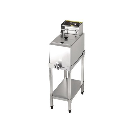 Buffalo Single Tank Fryer with Stand 8Ltr