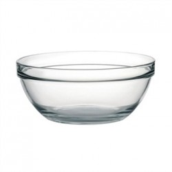 Chefs Glass Bowl 260mm